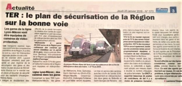 Article sécurité Villefranche